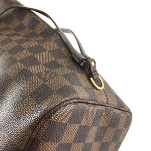 Louis Vuitton Bags - Neverfull Mm Tote Brown Shoulder Bag